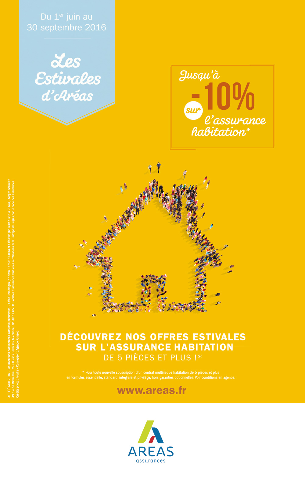 Areas assurance habitation for Assurance habitation maison neuve
