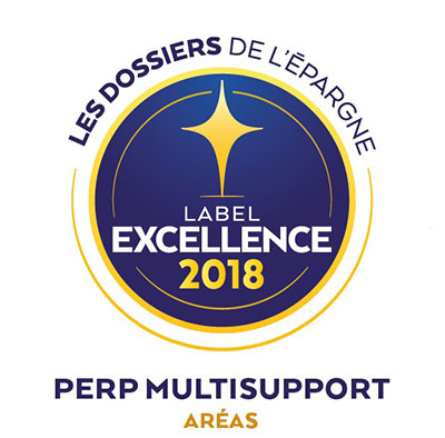 Label d'Excellence PERP Multisupport 2018