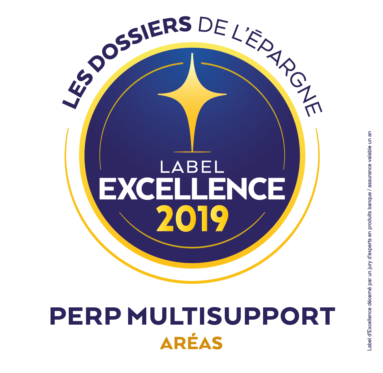 Label Excellence 2019 PERP Multisupport