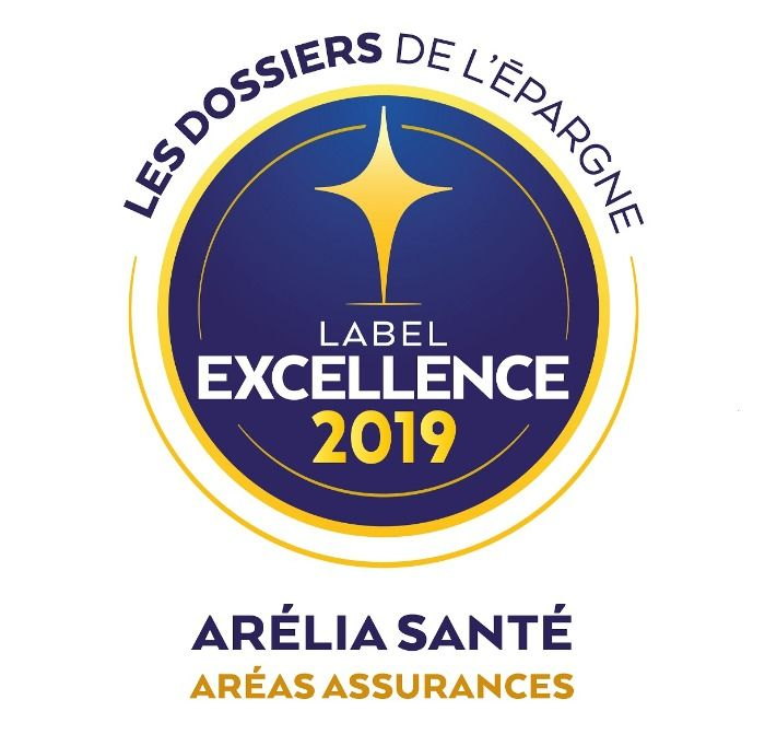 Label d'Excellente Arélia 2019