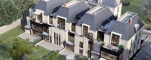 Placements immobiliers Aréas - Loi Pinel