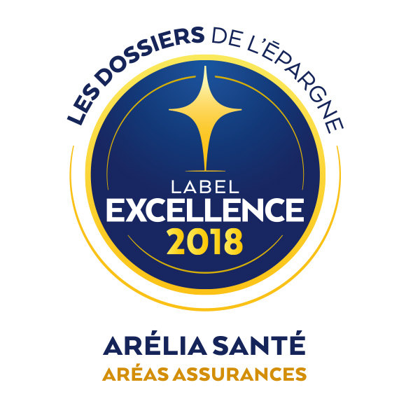 Label d'Excellente Arélia 2018